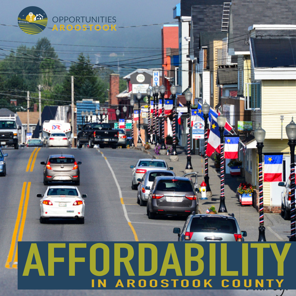 affordability, cost, Maine, moving, housing, realtor